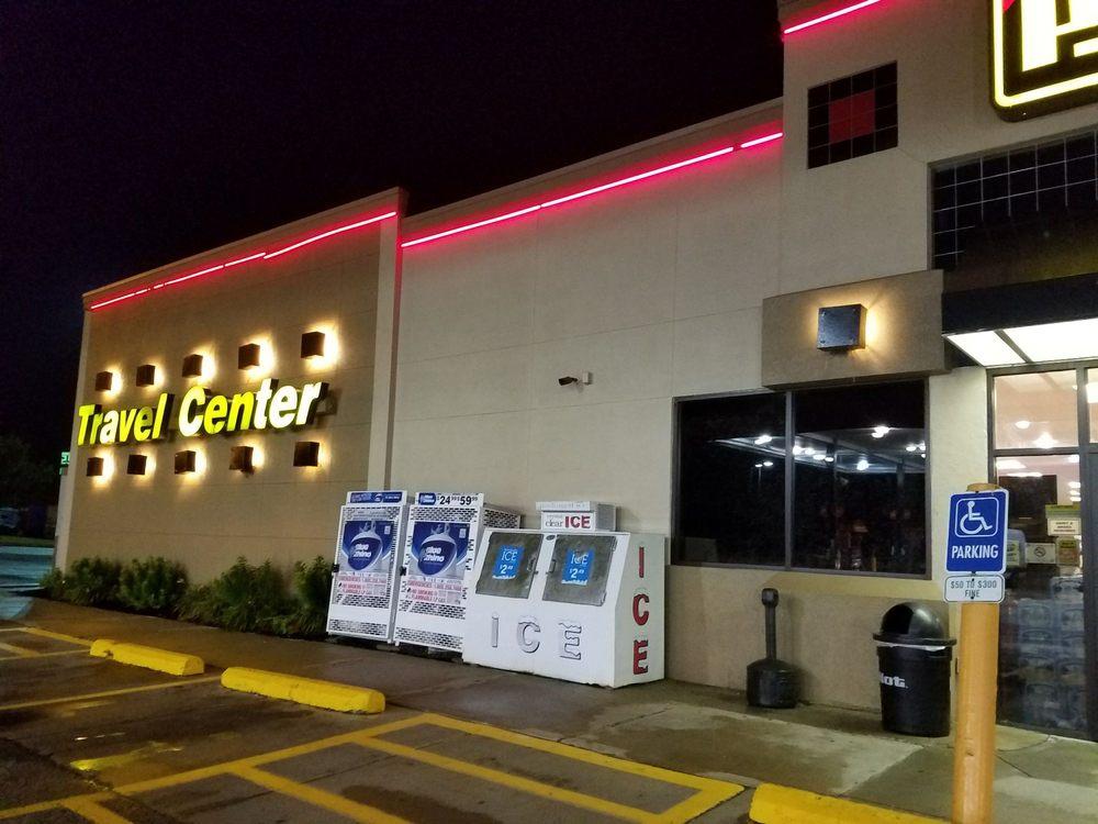Pilot Travel Center: 2246 OH-45, Austinburg, OH