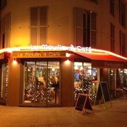 Le Moulin  Ef Bf Bd Caf Ef Bf Bd Sannois