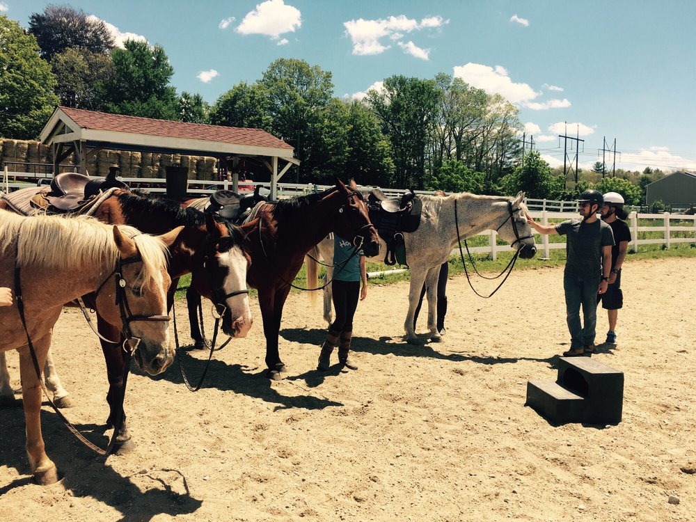 Valley View Riding Stables: 91 Lake Rd, Dayville, CT