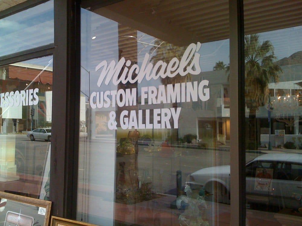 Michael\'s Custom Framing & Gallery - CLOSED - Art Galleries - 777 N ...