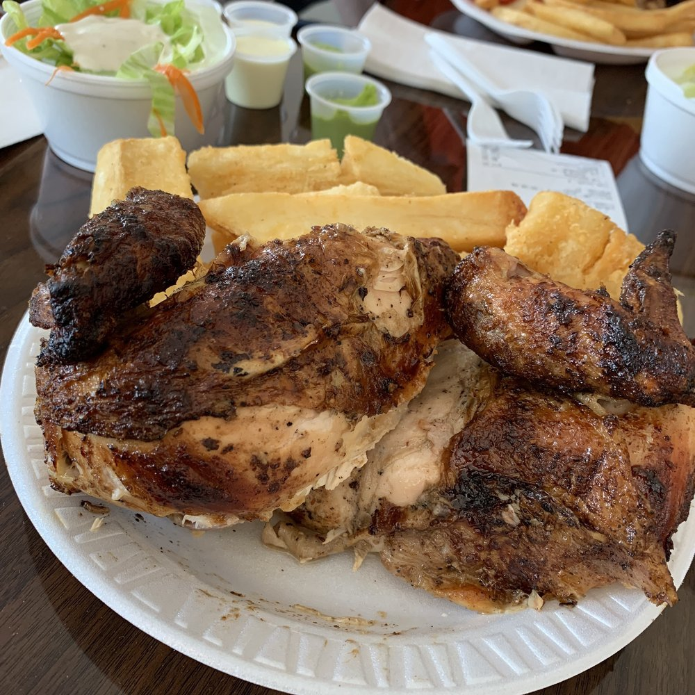 Su Pollo Restaurant: 8741 Richmond Hwy, Alexandria, VA