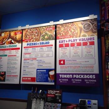 Chuck E Cheeses 118 Photos 98 Reviews Pizza 1371 Kooser