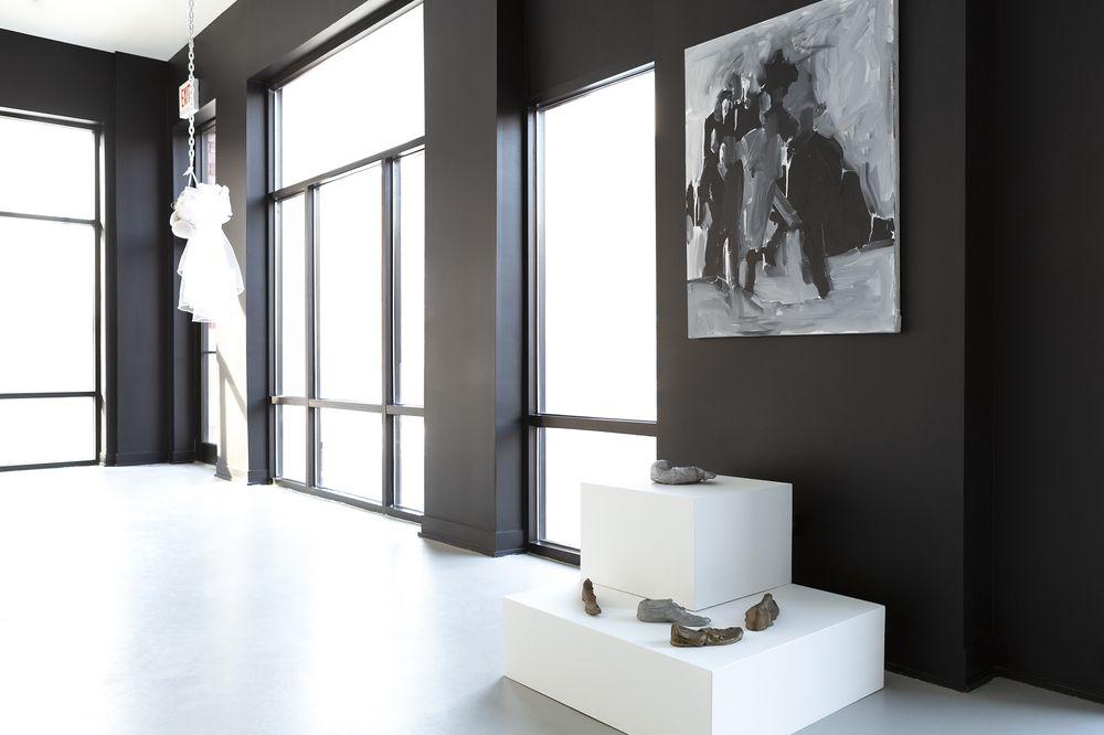 Matthew Rachman Gallery: 1659 W Chicago Ave, Chicago, IL