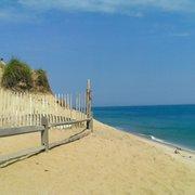 Photo Of Cahoon Hollow Beach Wellfleet Ma United States Caribbean Blue Water