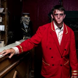 photo of asylum and hotel fear haunted house las vegas nv united states check haunted house