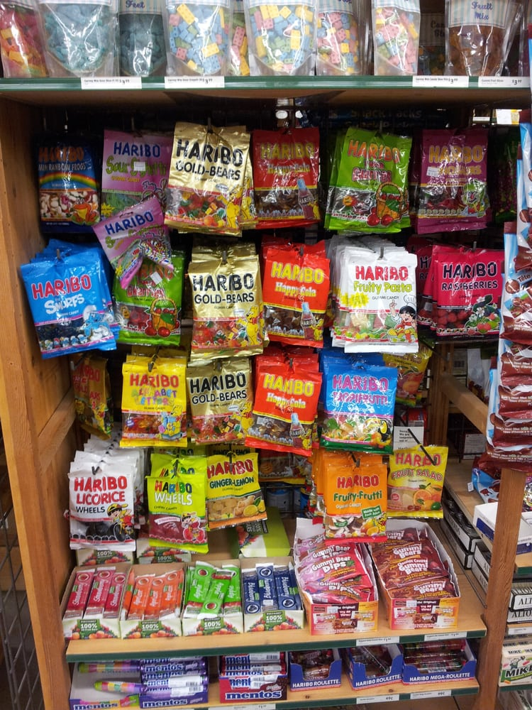 All Types Of Haribo Candy Omg Yelp
