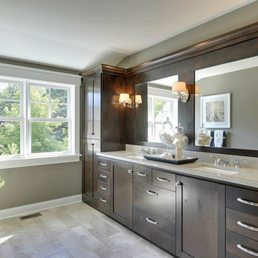 Photo Of Heartwood Custom Cabinetry   Colorado Springs, CO, United States.  Bathroom Cabinets