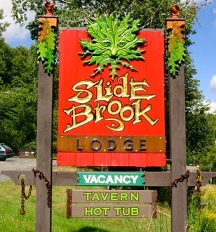 Slide Brook Lodge and Tavern: 3180 German Flats Rd, Warren, VT
