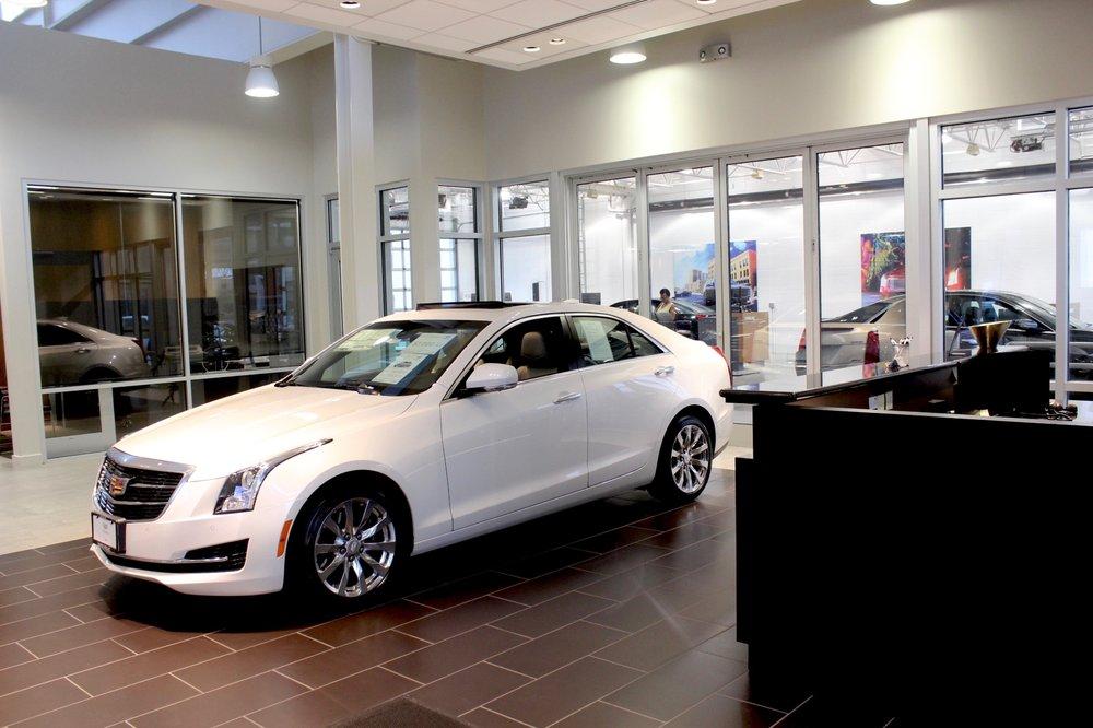 Huber Cadillac