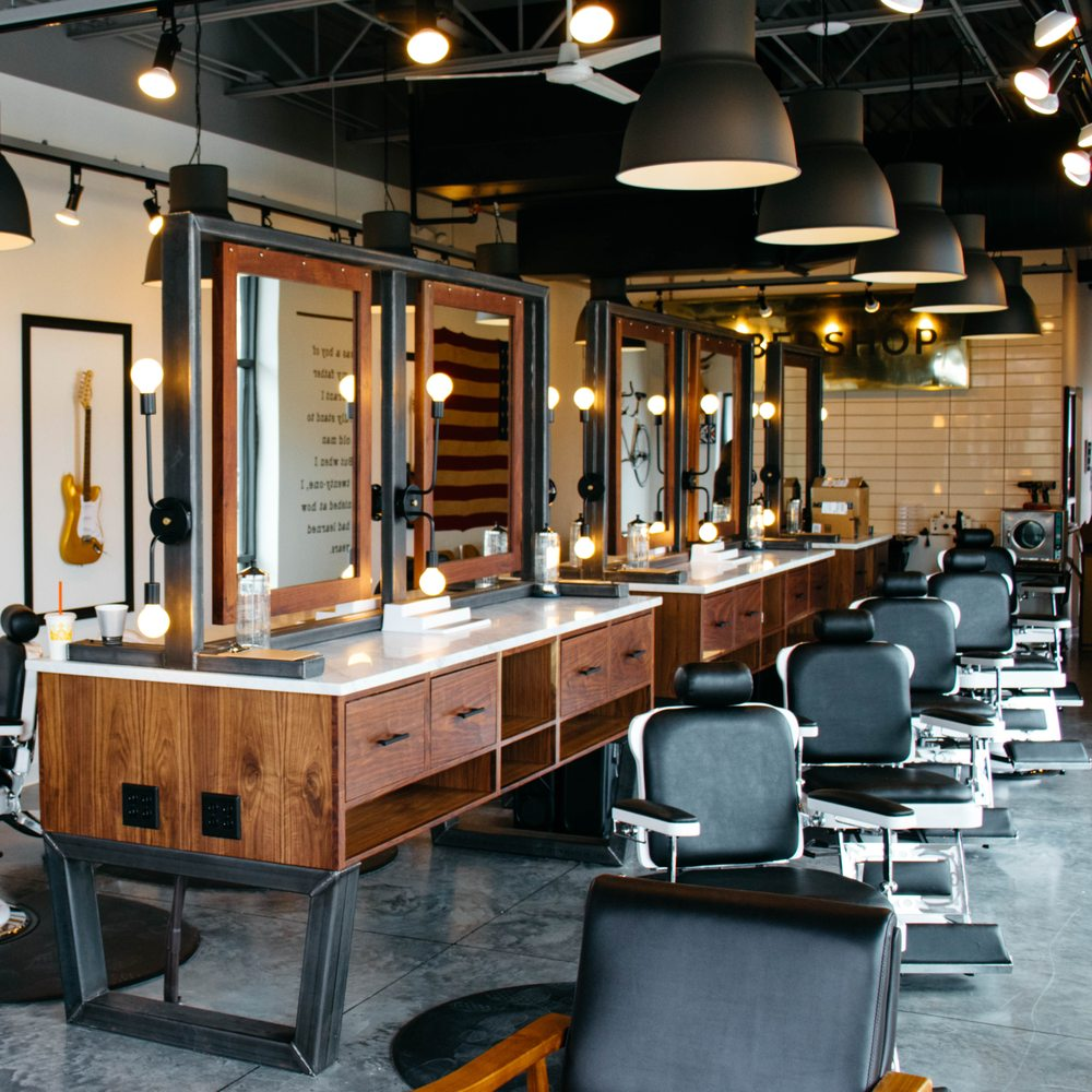 Hudson / Hawk Barber & Shop: 2150 W Republic Rd, Springfield, MO