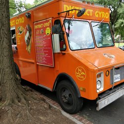 District Gyro - CLOSED - Food Trucks - Petworth, Washington, DC ...