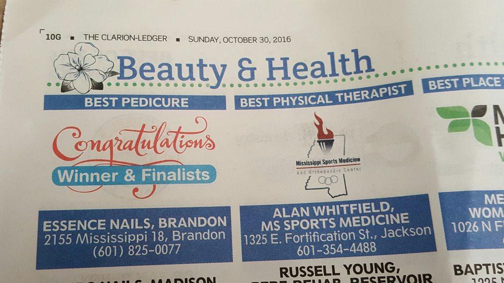 Essence Nails & Spa: 2155 Hwy 18, Brandon, MS