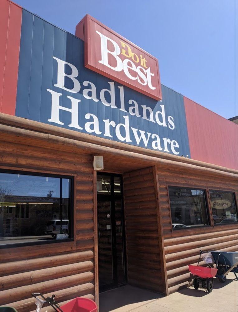 Badlands Hardware: 140 S Main St, Watford City, ND