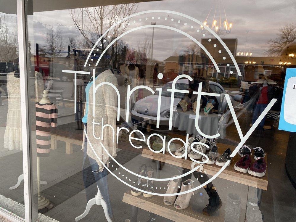 Thrifty Threads: 11 W Dawes, Bixby, OK