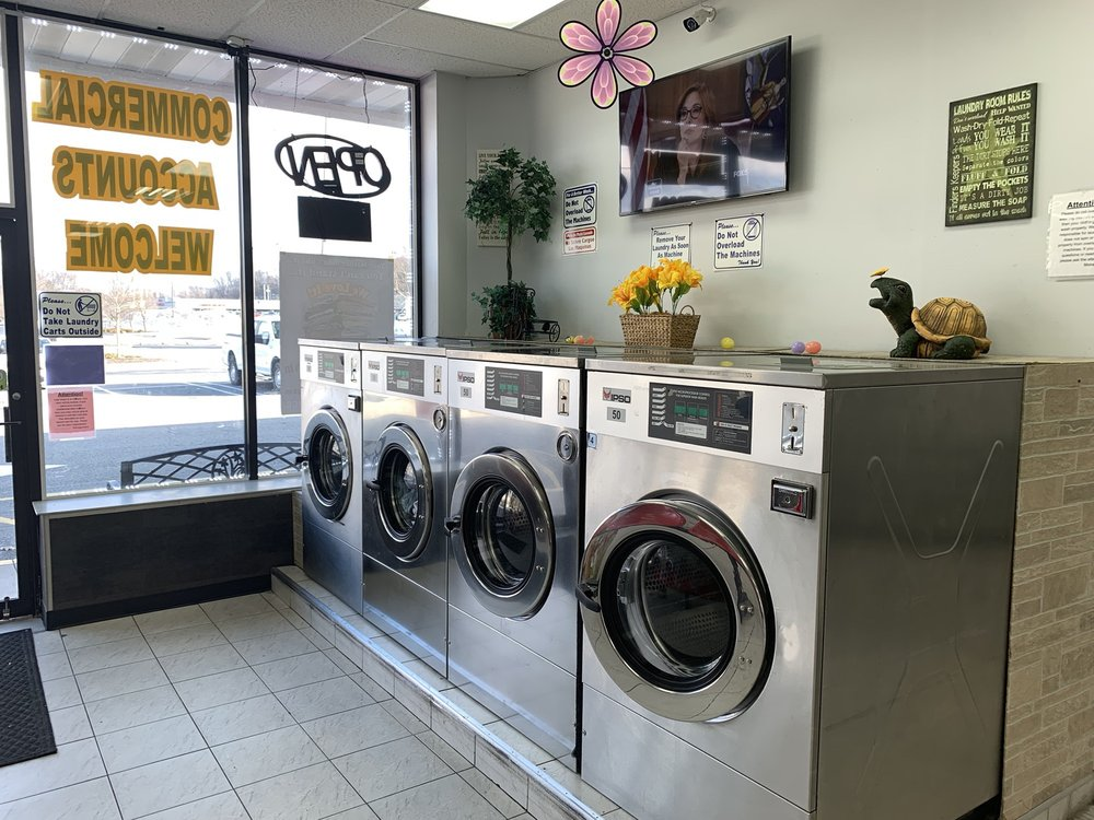 Newburgh Express Laundry: 47 North Plank Rd, Newburgh, NY