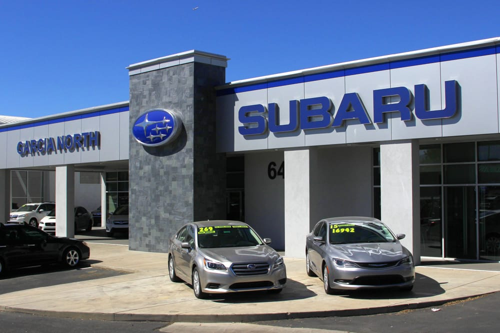 Garcia Subaru North Is Your Source For Used Cars In Abq Garcia