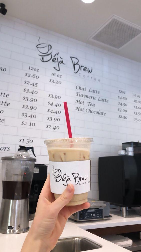 Deja Brew Coffee: 24500 Calabasas Rd, Calabasas, CA