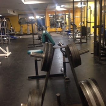 Photo Of Terrace Fitness And Racquet Club Edmonton Ab Canada This Gym