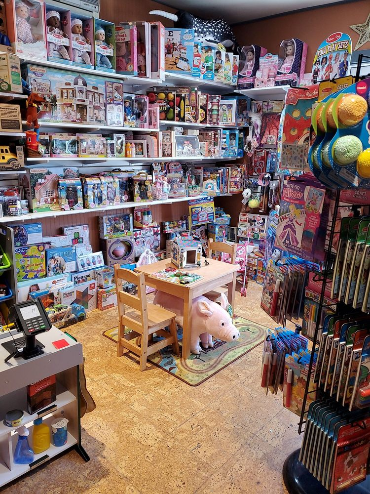 Out on a Whimsey Toys-Blue Hill: 58 Main St, Blue Hill, ME