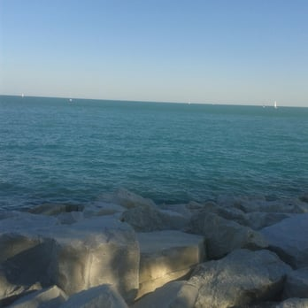 Photo Of Montrose Beach Chicago Il United States