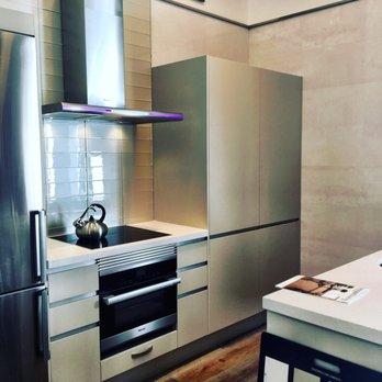 Photo Of Porcelanosa San Jose Ca United States High End Kitchen On