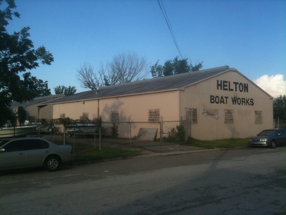 Helton Boat Works: 3149 Yellowstone Blvd, Houston, TX