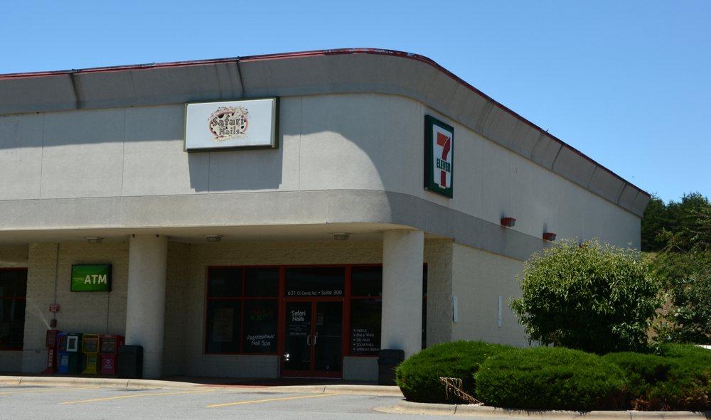 Safari Nail Spa: 519 Cc Camp Rd, Elkin, NC
