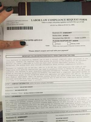 Corporate Compliance Center 2740 Fulton Ave Ste 203 Sacramento, CA ...