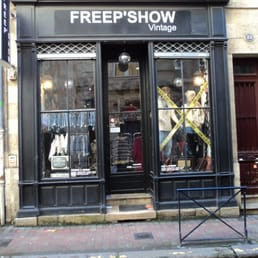 Freep show 11 photos 10 avis friperies v tements vintage et d p t - Depot vente meuble bordeaux ...