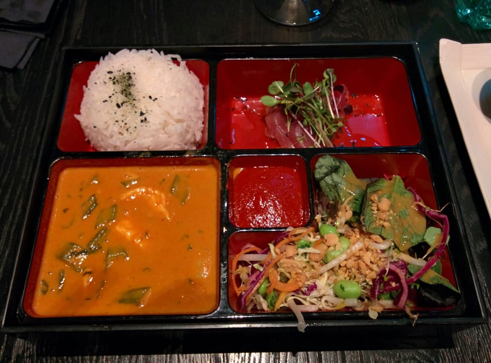Photo of Asia - Oslo, Norway. Bento Box, great value for money :)