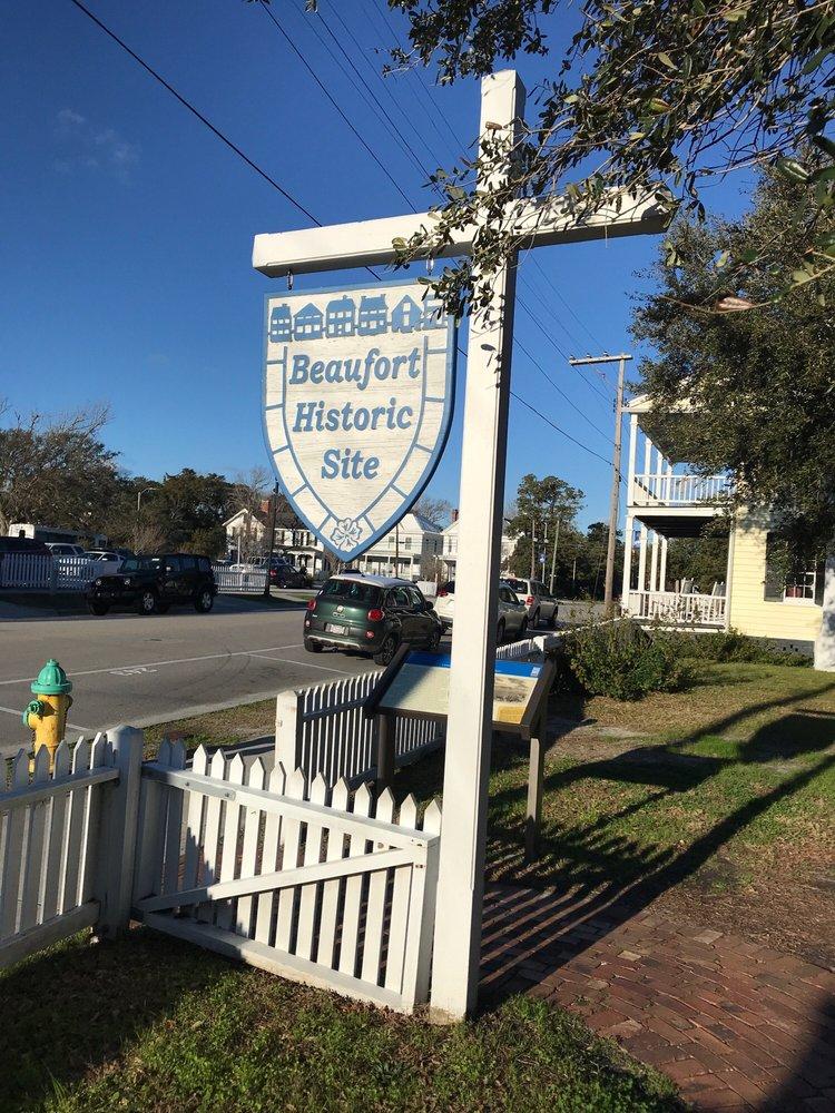 Beaufort Historical Assoc: 150 Turner St, Beaufort, NC