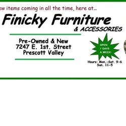 Photo Of Finicky Used Furniture   Prescott Valley, AZ, United States