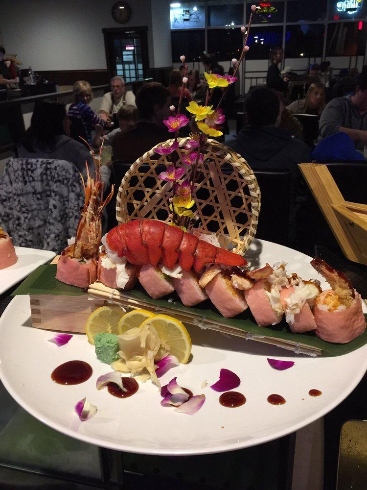 Tokyo Japanese Restaurant: 2472 S Main St, Rice Lake, WI