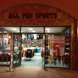 dbde66a85585eb All Pro Sports - CLOSED - Sports Wear - 9301 Tampa Ave