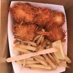 Photo Of The Snack Shack Long Beach Ny United States Coconut Shrimp