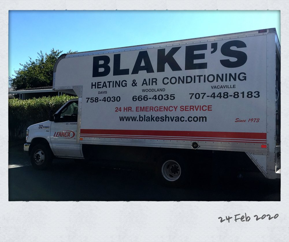 Blake's Heating & Air Conditioning