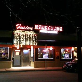 Fusion Kitchen Taunton Menu