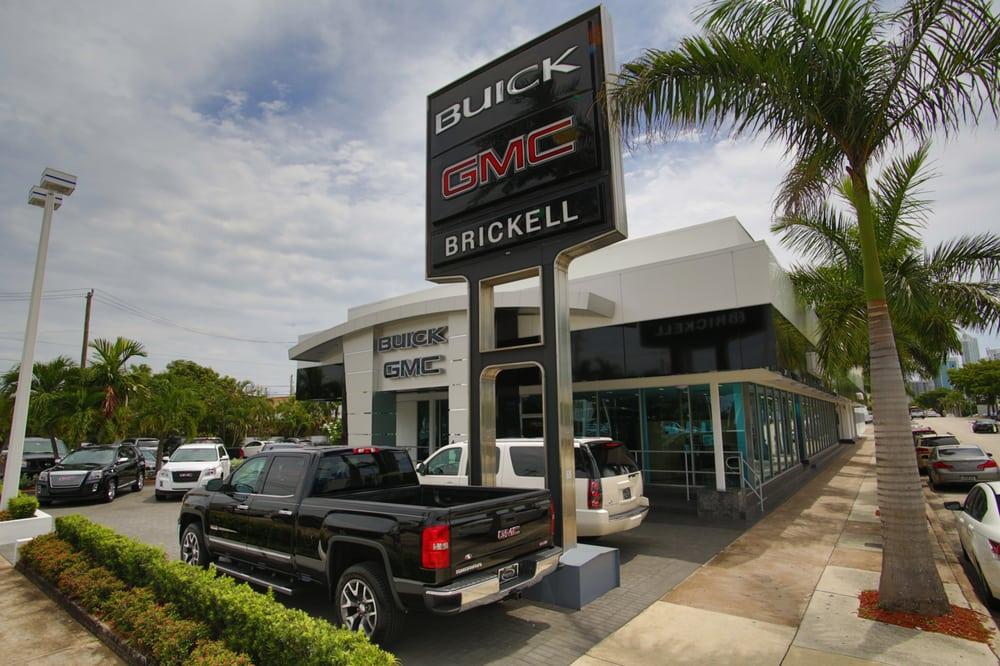 Brickell buick gmc 32 photos 44 reviews car dealers for Brickell motors used cars