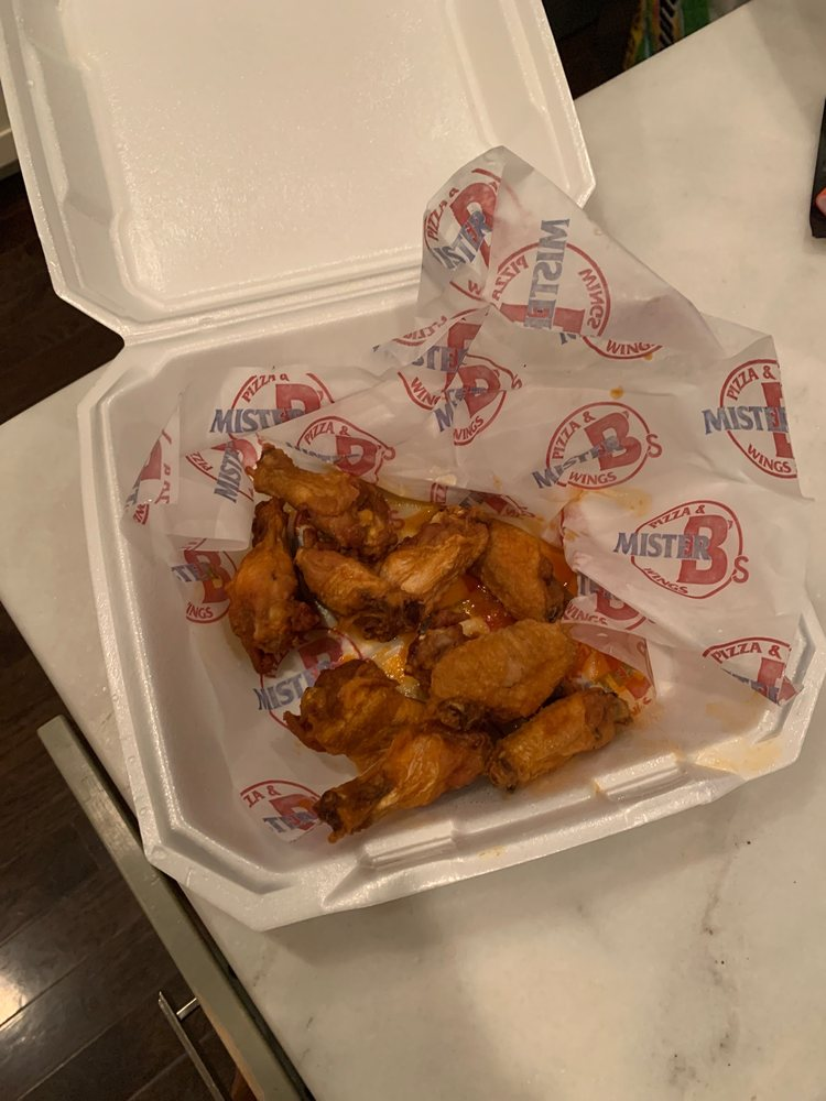 Mister B's Pizza & Wings: 807 Wal-mart Dr, Murray, KY