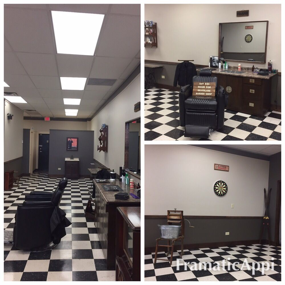Grayslake barber shop