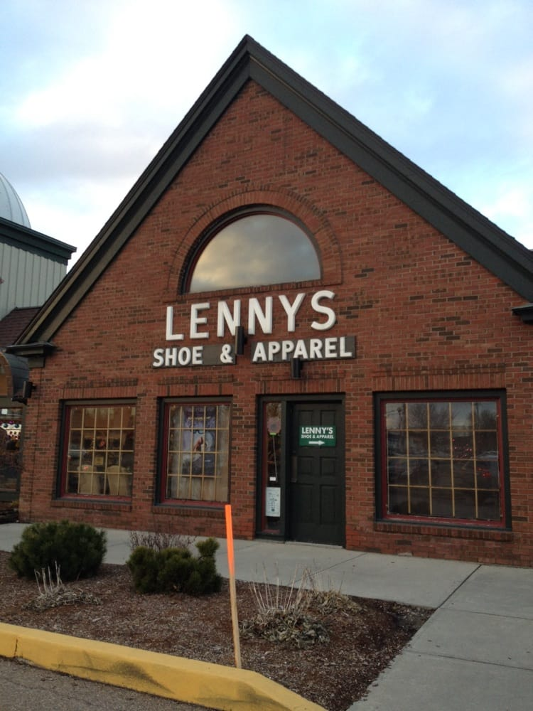 Lenny S Shoe Williston