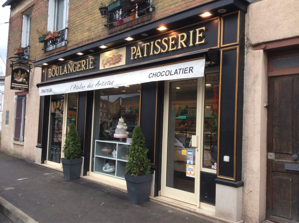 Patisserie romainville 93 for Patisserie saint denis