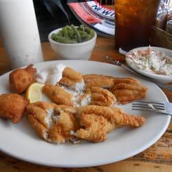 Photo Of Three Fishermen Seafood Restaurant North Fort Myers Fl United States