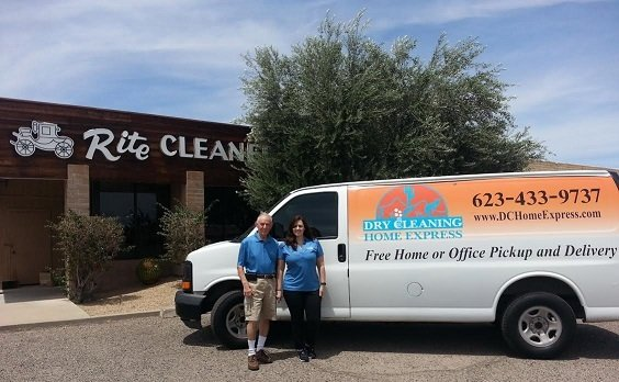 Rite Cleaners and Dry Cleaning Home Express