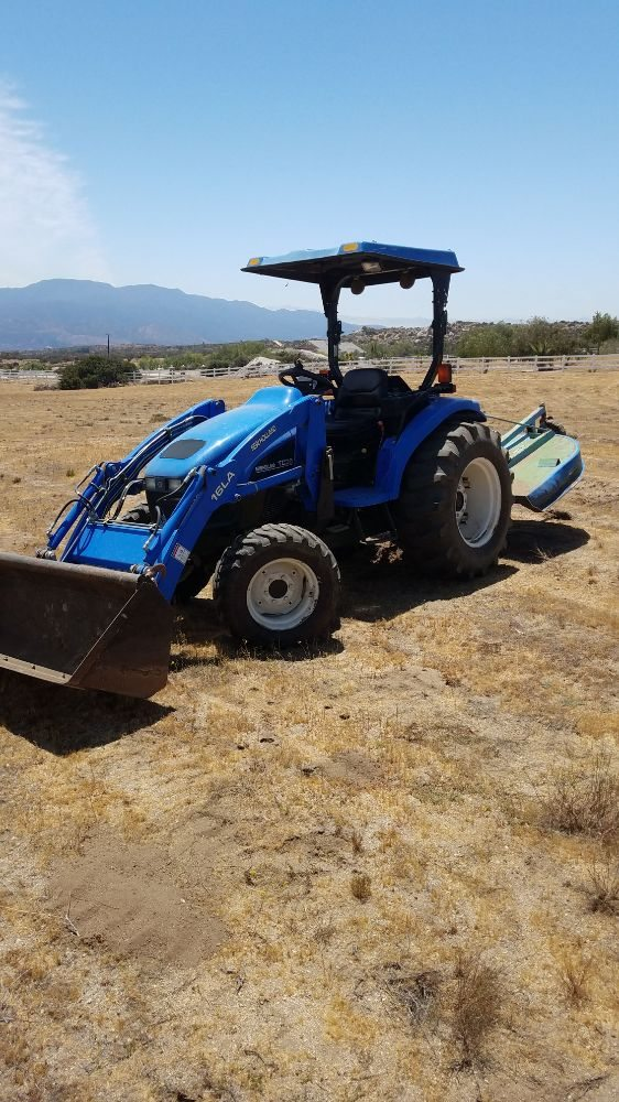 Marks Tractor Service: Aguanga, CA