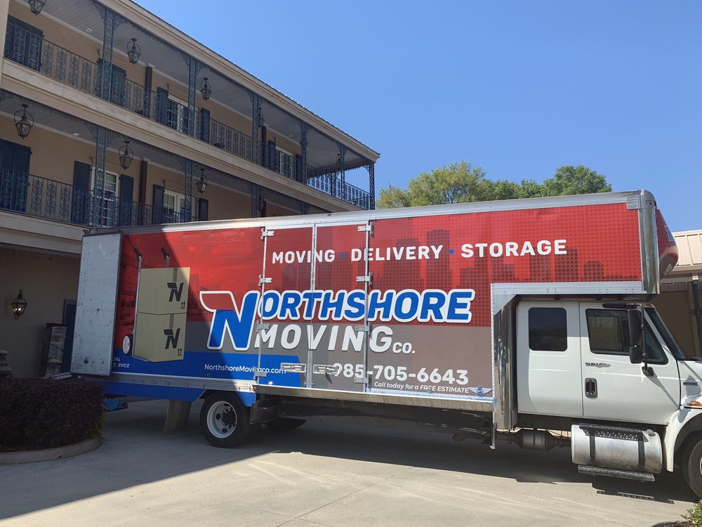 Northshore Moving: Hammond, LA