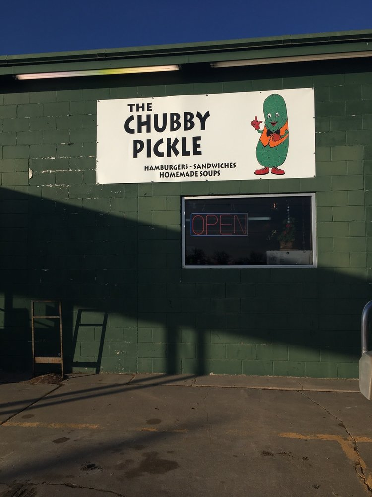 Chubby Pickle: 603 State St, Phillipsburg, KS