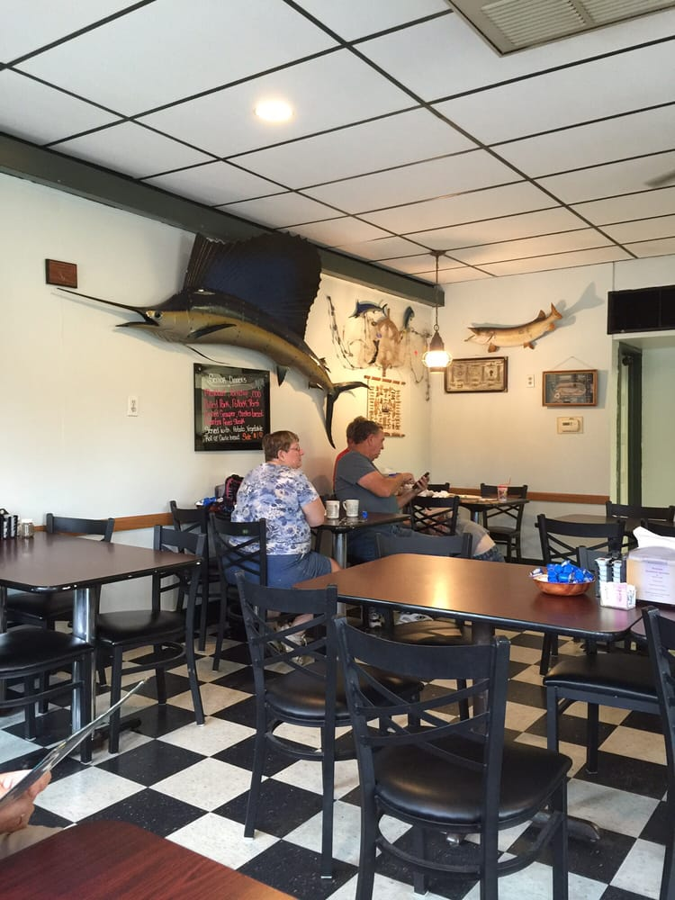Phil's Galley: 139 E Court St, Hastings, MI
