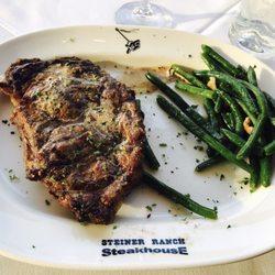 Photo Of Steiner Ranch Steakhouse Austin Tx United States 14oz Ribeye With