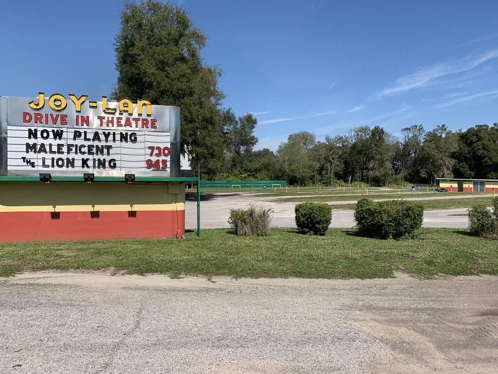 Photo of Joy-Lan Drive-In: Dade City, FL
